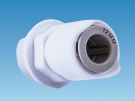 "Whale Straight Adaptor Male 1/2"" BSP - 12mm"