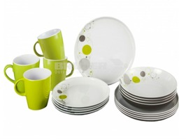 Brunner Space 16 Piece Melamine Set