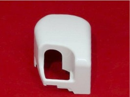 Fiamma F45Ti R/H Outer End Cap Polar White