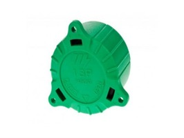 Maypole Green Cap for 8/13 Pin Plugs