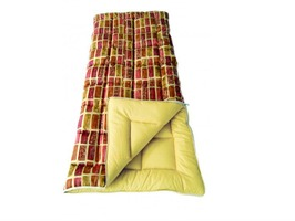 Sunncamp Super Deluxe King Size Sleeping Bag Jubilee
