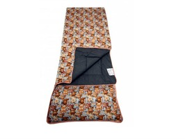 Sunncamp Junior Sleeping Bag with Pillow - Piggies