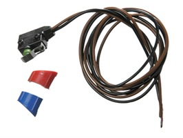 Reich Pelikan Microswitch with Red & Blue Tap Indicators