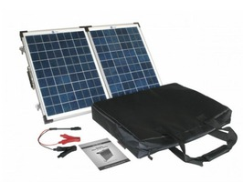 Logic PV Portable Foldup Solar Panel 40 Watt