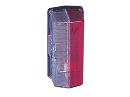 Jokon EL54B Side Marker Red/Clear Lamp