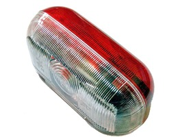 Jokon 102 Side Marker Red/Clear Lamp