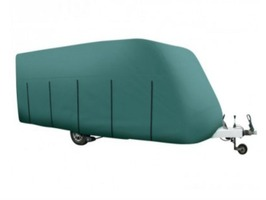 Maypole Breathable 4-Ply Green Caravan Covers