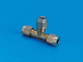 Tee Equal Gas Couplings