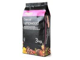 Bar-Be-Quick 3kg Lumpwood Charcoal