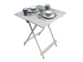 Kampa Aluminium Medium Leaf Slat table