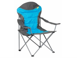 Kampa XL High Back Chair Blue
