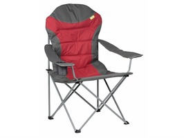 Kampa XL High Back Chair Red