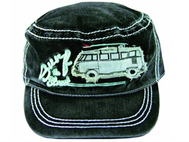 VW Military Style Cap the Street