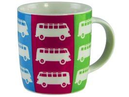 VW Camper  Bone China Mug T1 Colours Gift Boxed