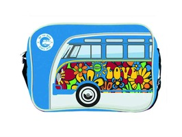 VW Campervan Bus Messenger Bag