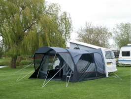 Westfield Performance Aquila 320 AIRFrame Motorhome Awning Low Top