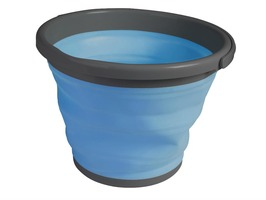 Kampa 10 Litre Folding Bucket with Folding Handle
