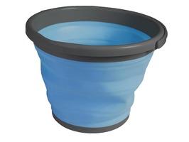 Kampa 10 Litre Folding Bucket with Folding Handle