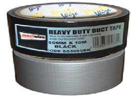 Heavy Duty Gaffa  Tape Silver