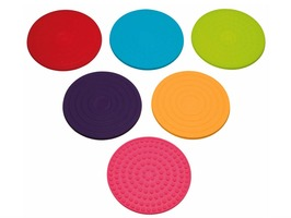 Colourworks Silicone Coasters