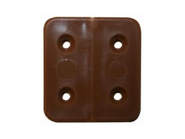 W4 45mm Plastic Hinge - Pack of 2