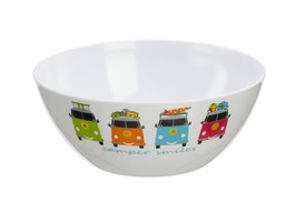 Camper Smiles 25cm Salad Bowl