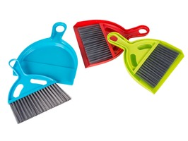 Kampa Bristle XL Dust Pan and Brush Set