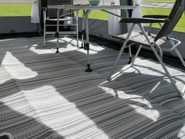 Kampa Rally & Rally AIR Pro 200 Continental Carpet Exquisite