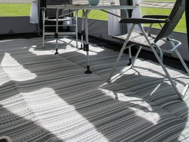 Kampa Rally & Rally AIR 330 Continental  Carpet Exquisite