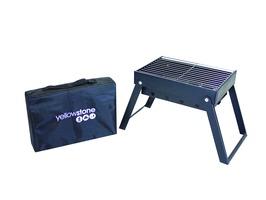 Yellowstone Midi Folding BBQ with Carry Bag
