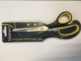"Blackspur 8 1/2"" All Purpose Scissors"