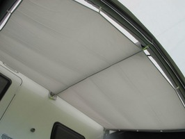 Kampa Fiesta AIR Pro 420 Roof Lining - 2015 Onwards