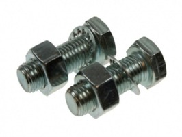 Maypole M16 x 90mm Towball Nuts & Bolts Set 2