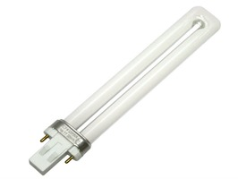 7 Watt 4 Pin PL Replacement Tube