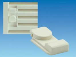 Dometic Air Vent Slider - White