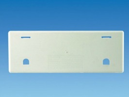 MPK Recessed Fridge Vent Cover