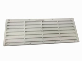 MPK White Surface Mounting Fridge Vent