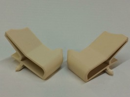 Seitz Blind Retaining Hook Pair SP317 Beige