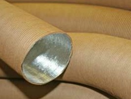 Truma Warm Air Ducting - 65mm Dia.