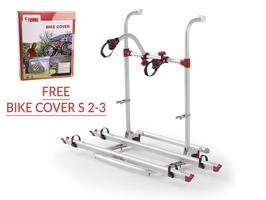 Fiamma Carry-Bike Pro +FREE Bike Cover S 2-3 +FREE Delivery