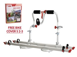 Fiamma Carry-Bike CL +FREE Bike Cover S 2-3 Package
