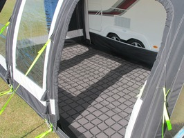 Kampa Fiesta AIR 420 Continental  Cushioned  Carpet