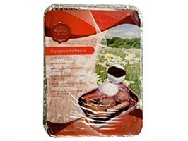 Redwood Disposable Barbecue 25 x 31cm