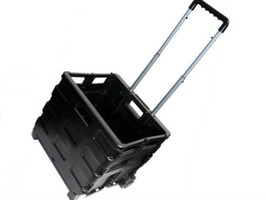 Leisurewize Small Folding Trolley