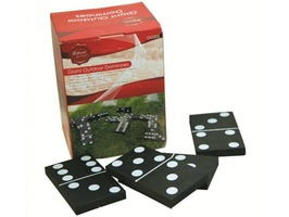 Redwood Giant Outdoor Dominoes