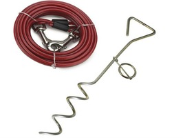 Leisurewize Dog Anchor & 4 Metre Lead