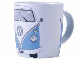 VW Camper Bone China Mug Blue Gift Boxed