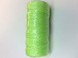 Roll of 50m Hi-Viz Guyline 3mm