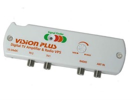Vision Plus TV & Radio Amplifier with Signal Finder VP5