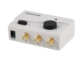 Maxview 12V/24V Variable Signal Booster